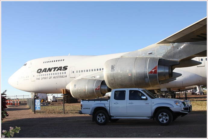 QANTAS Founders Museum at Longreach