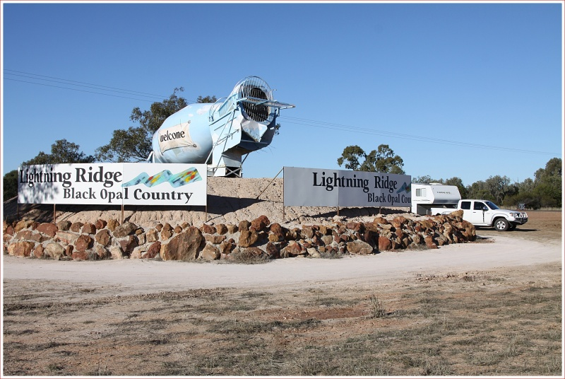Welcome to Lightning Ridge