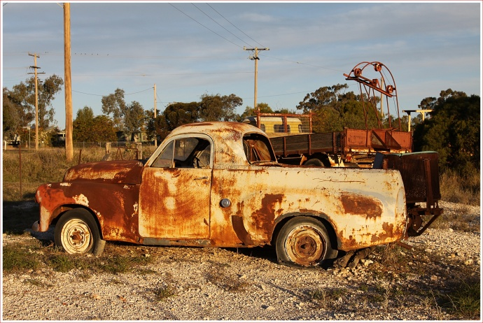Interesting Sights at Lightning Ridge
