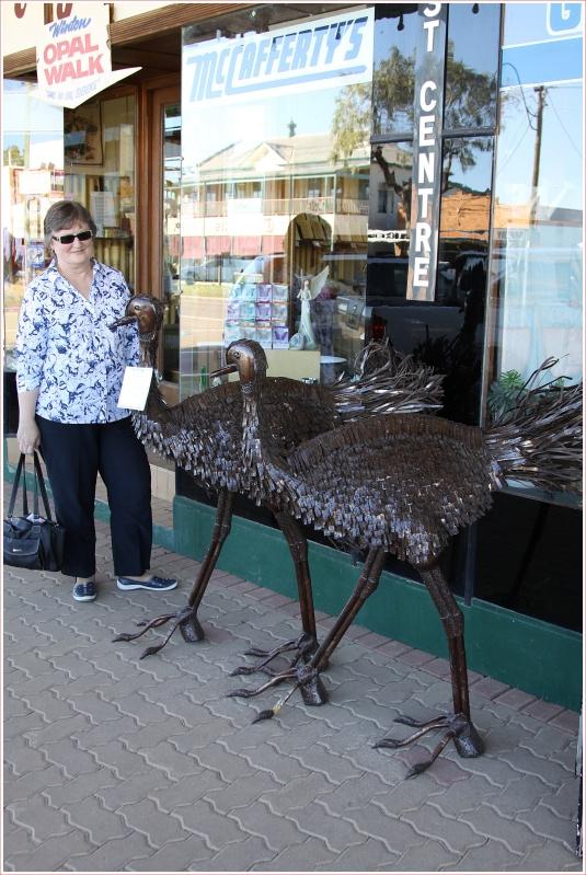 Interesting Wildlife in Winton