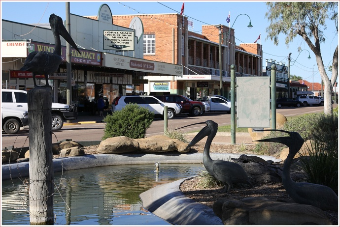 Amazing Street Sculptures in Winton