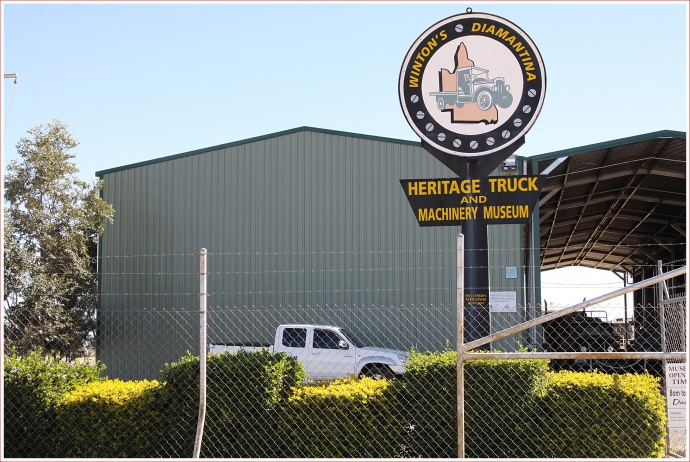 Truck and Machinery Museum at Winton