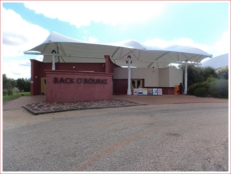 Back O' Bourke Tourist Information & Heritage Centre