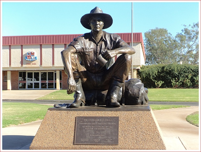 The Cunnamulla Fella