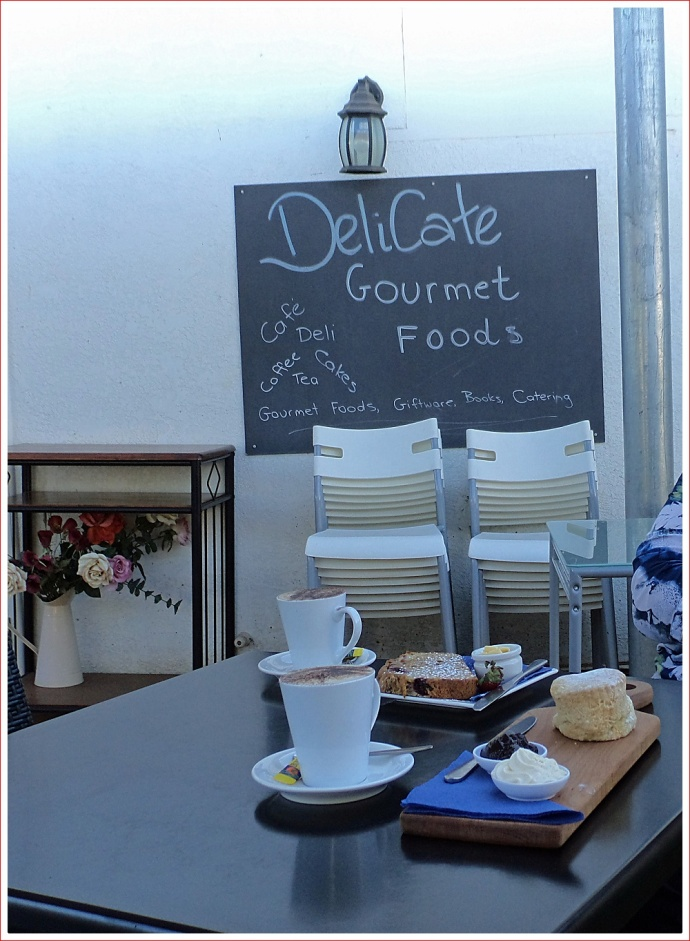 DeliCate Cafe in St George