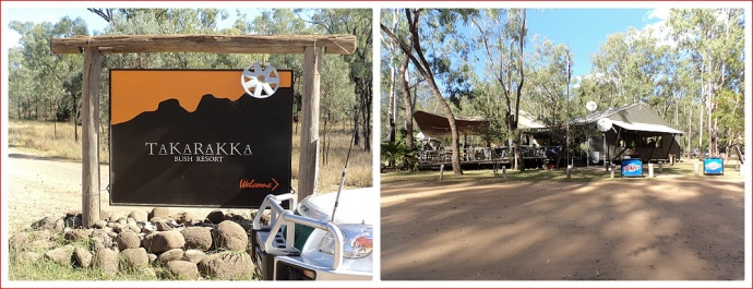 Welcome to Takarakka Bush Resort