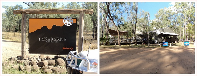 Welcome to Takarakka Bush Resort