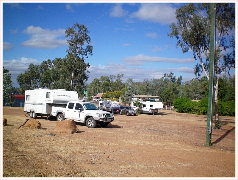 Free Camping at Sapphire Reserve