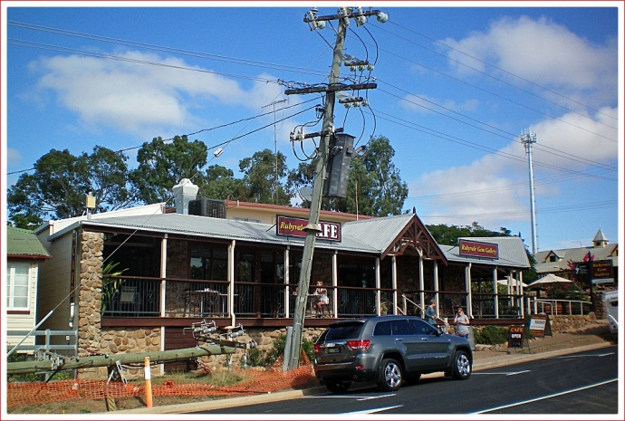 Rubyvale Cafe & Gem Gallery