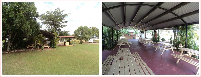 Views around the caravan park