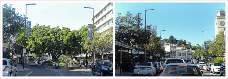 Flinders Street, Townsville