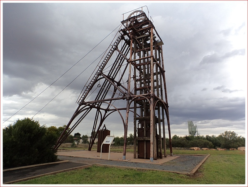 Chesney No 1 Headframe