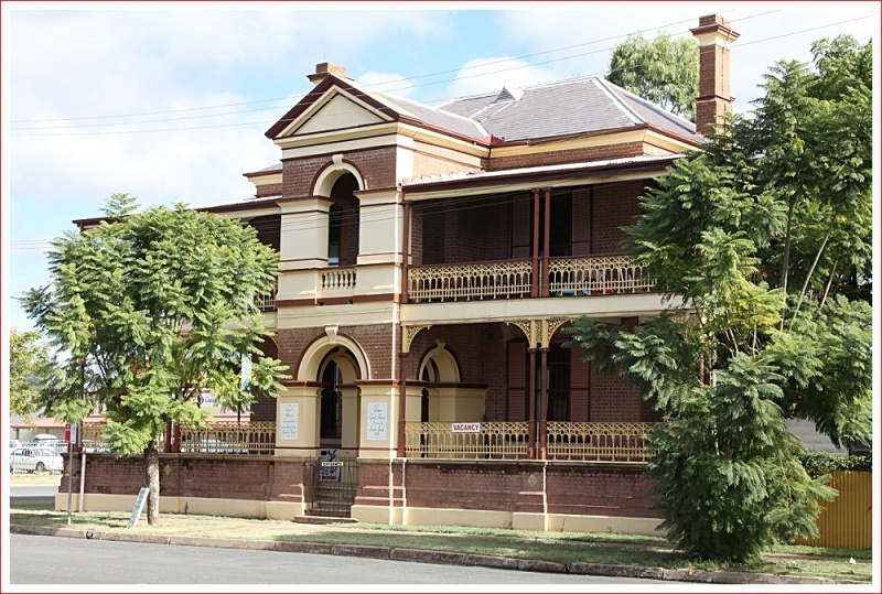 Restored Building in Bourke
