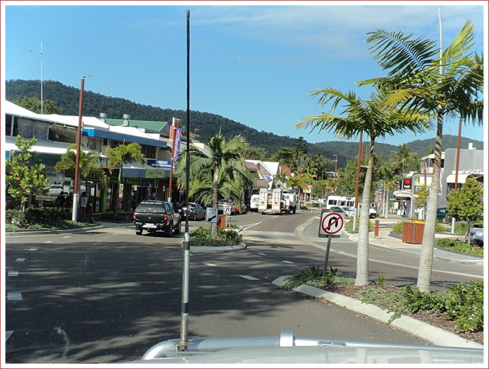 Main Street, Airlie Beach