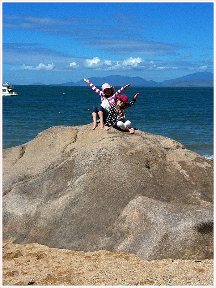 Alex and Emily on Magnetic Island_web