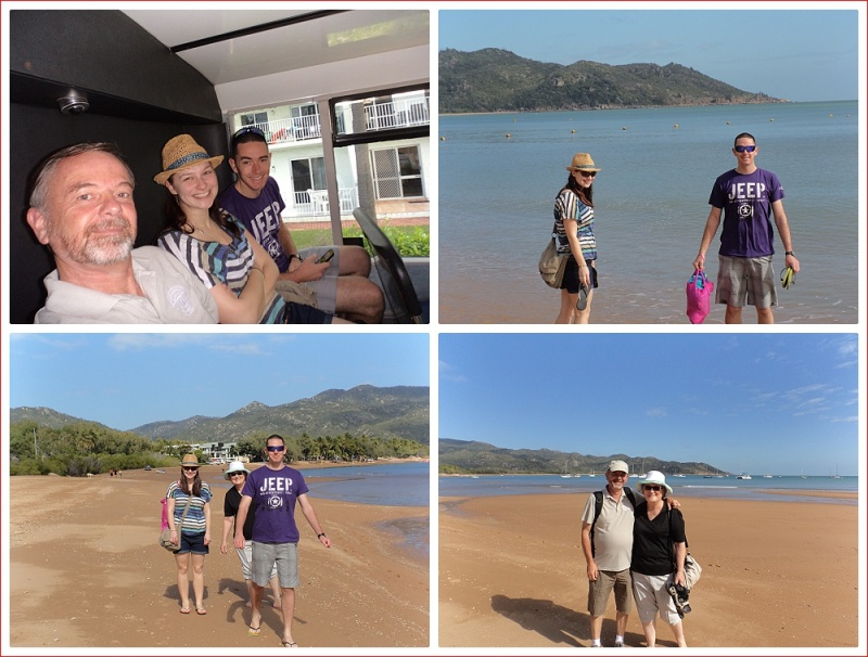 Scenes at Nellie Bay on Magnetic Island