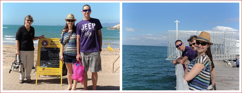 Scenes at Arcadia and Picnic Bay on Magnetic Island
