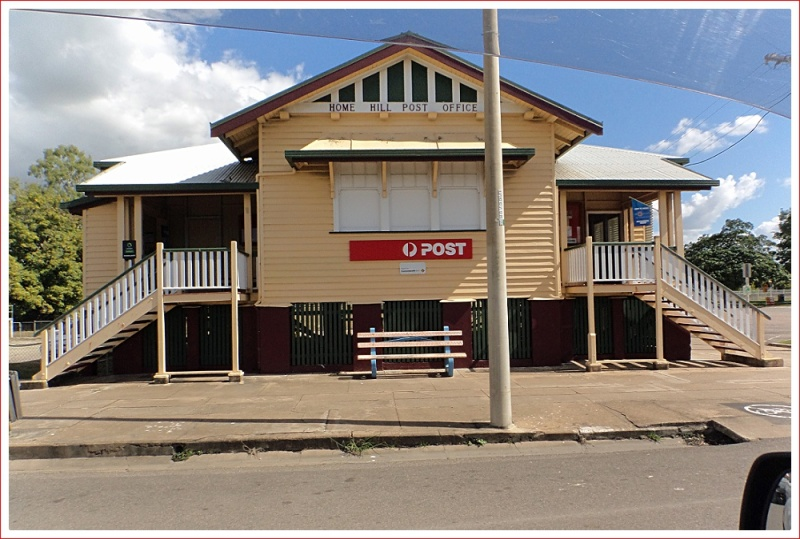 Home Hill Post Office building