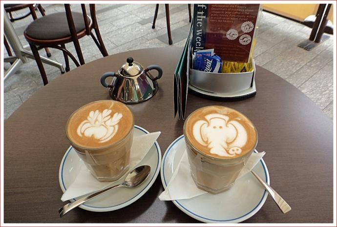 Interesting Coffee Art