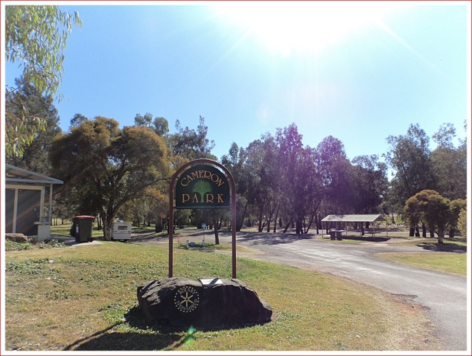 Cameron Park, Narrabri