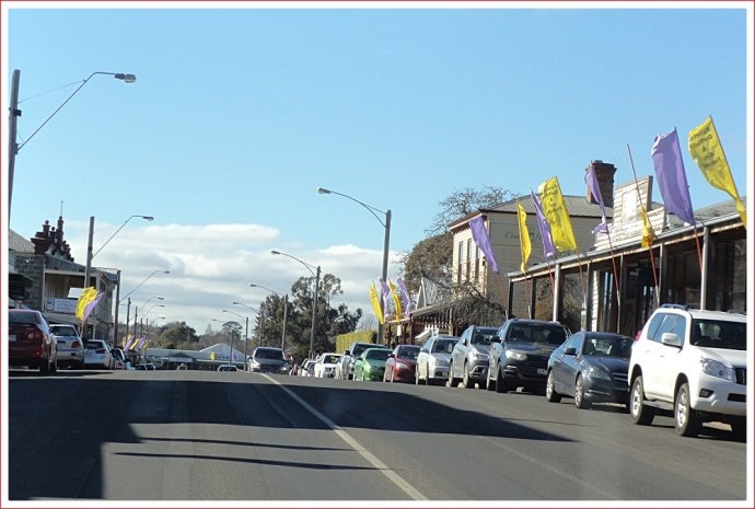 Kyneton is a Beautiful Old Town