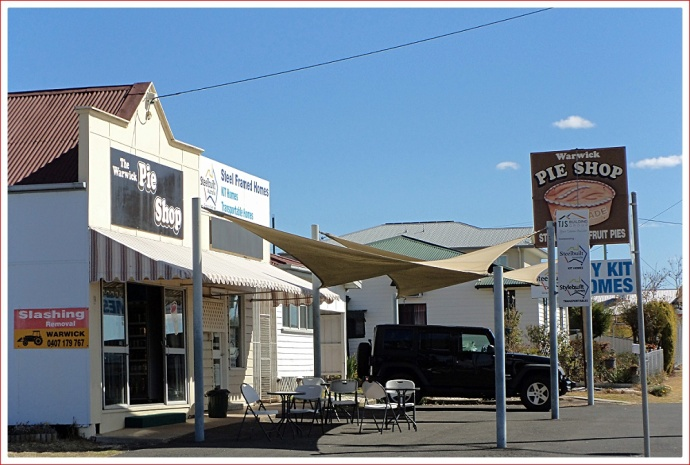 Warwick Pie Shop