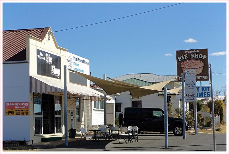 Warwick Pie Shop