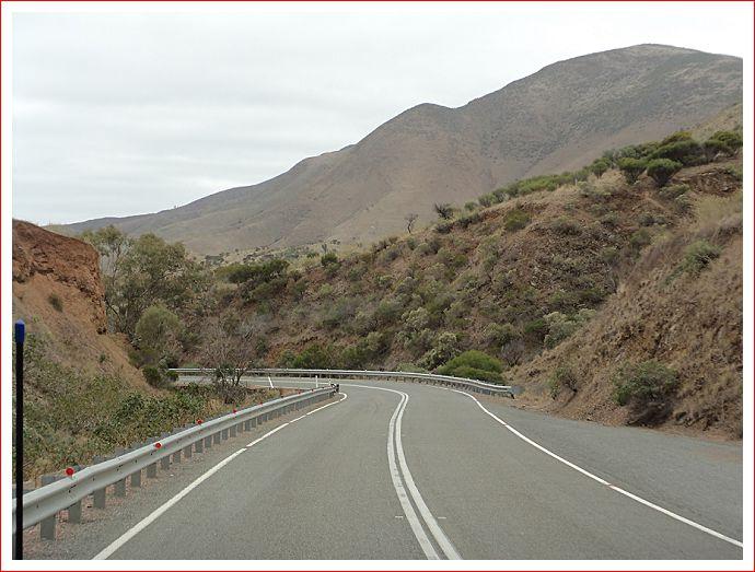 Horrocks Pass.