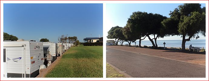 Early Morning at Whyalla Foreshore