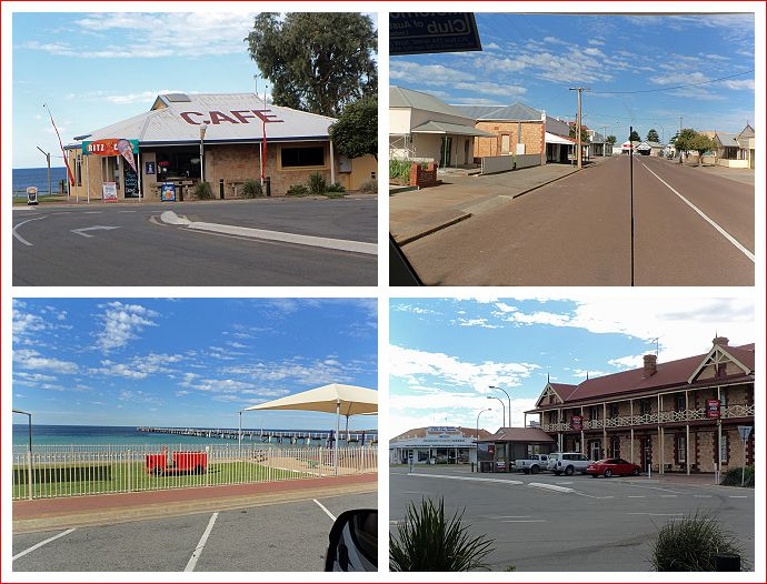 Views of Tumby Bay