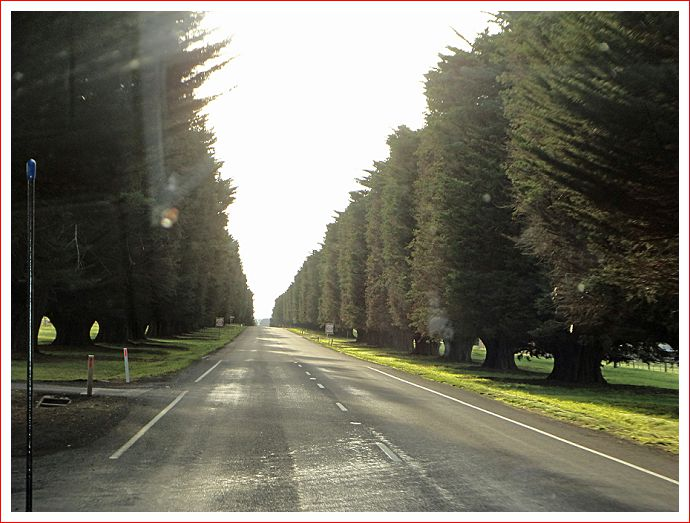 Memorial Drive.
