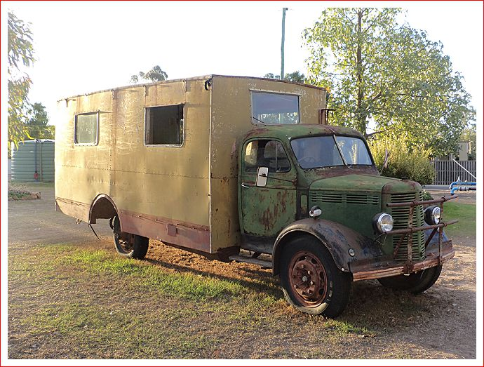 Early motorhome ?