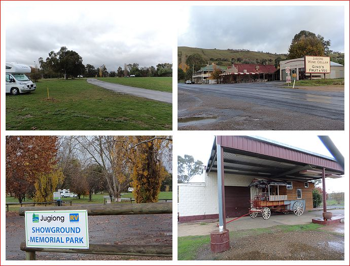 Views of Jugiong