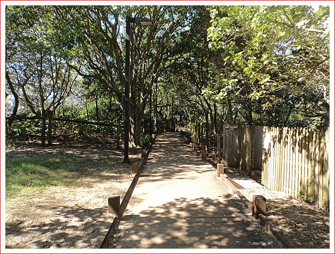 Very pleasant walk along The Spit walk at Mooloolaba