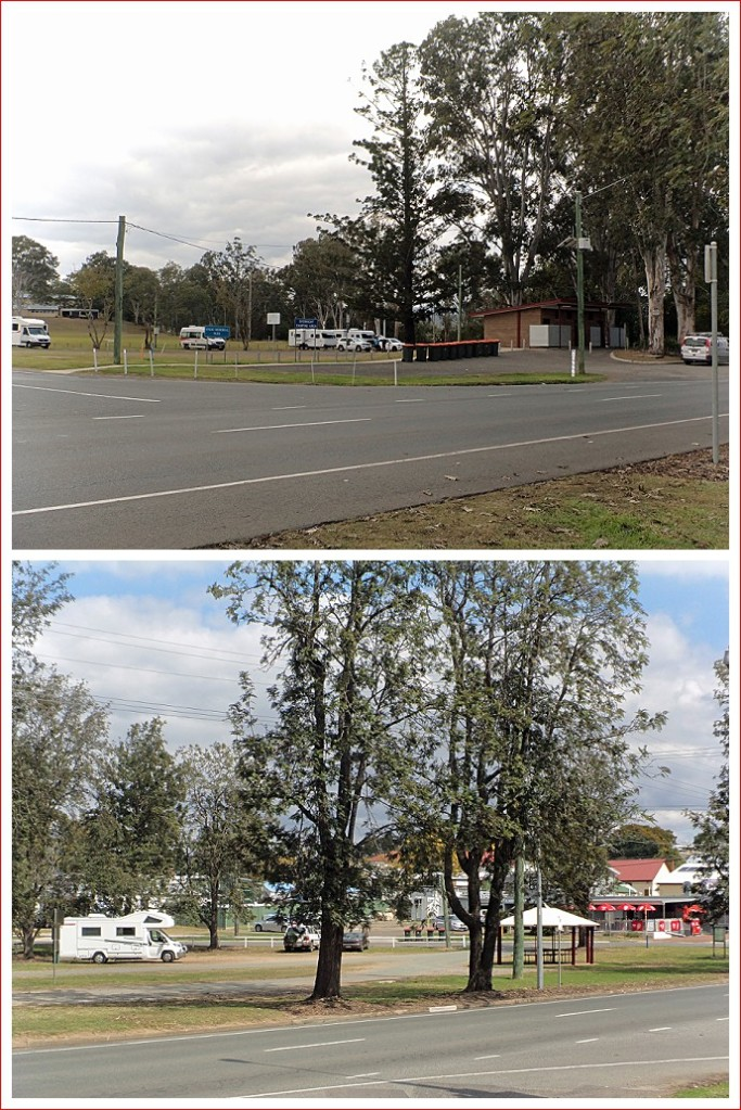 Free Camp and Day Stop at Kilcoy