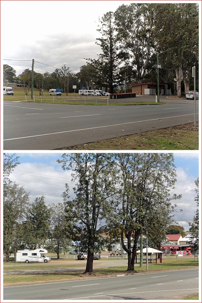 Free Camp and Day Stop at Kilcoy
