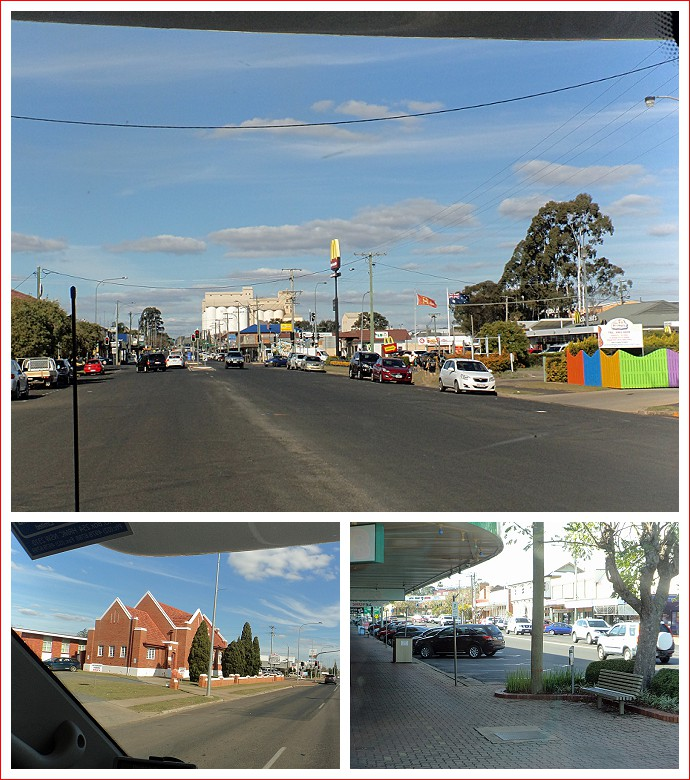 Views of Kingaroy