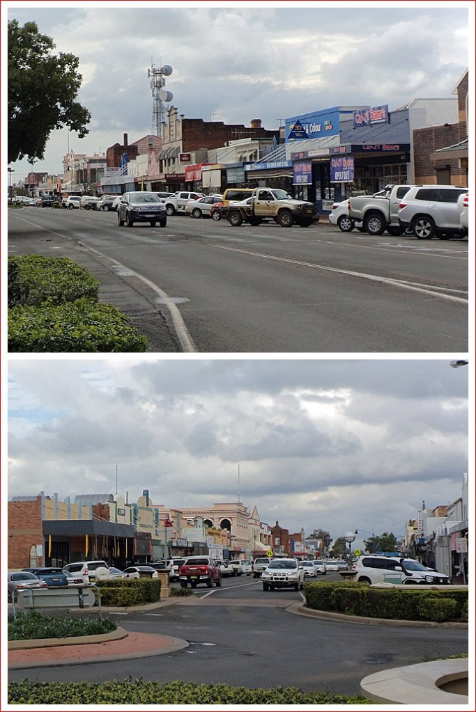 Street views of Narrabri