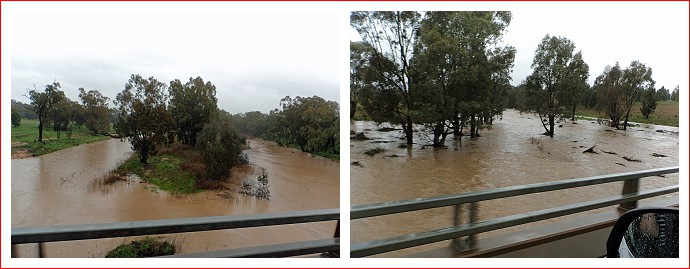 River near Gilgandra