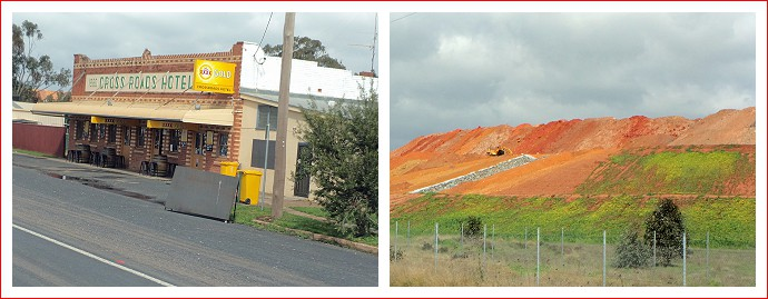 Views of Tomingley