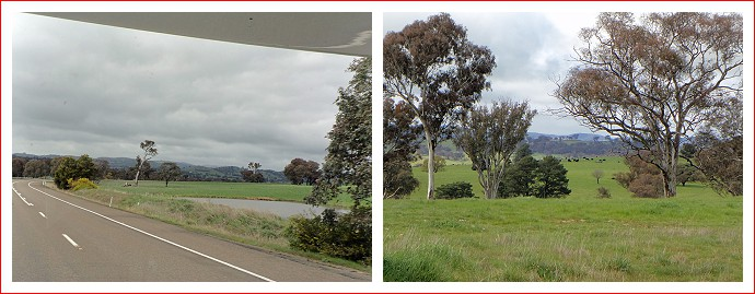 More views along Burley Griffin Way