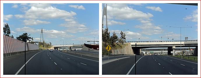 Eastern Freeway near Ringwood